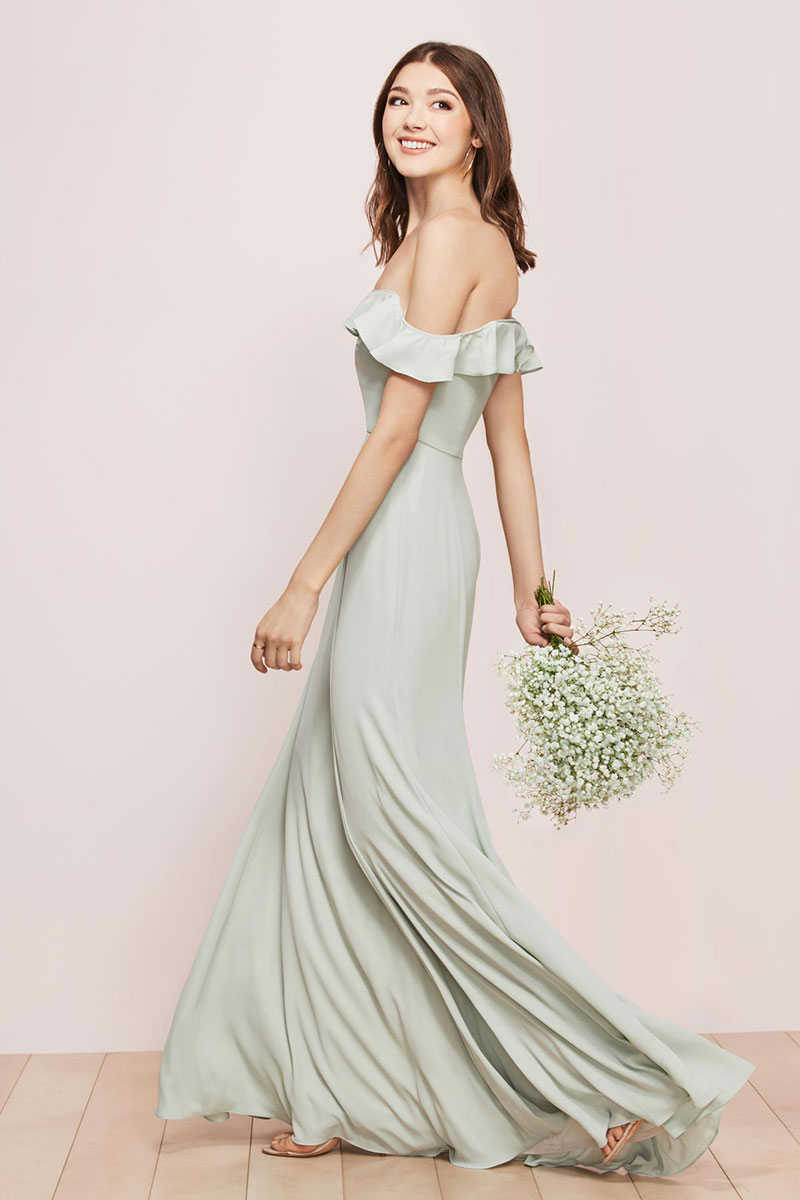 Isabella - Wtoo Bridesmaid Dress
