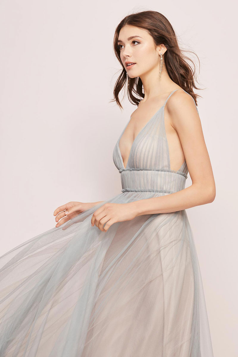 Callie Two Tone - Wtoo Bridesmaid Dress