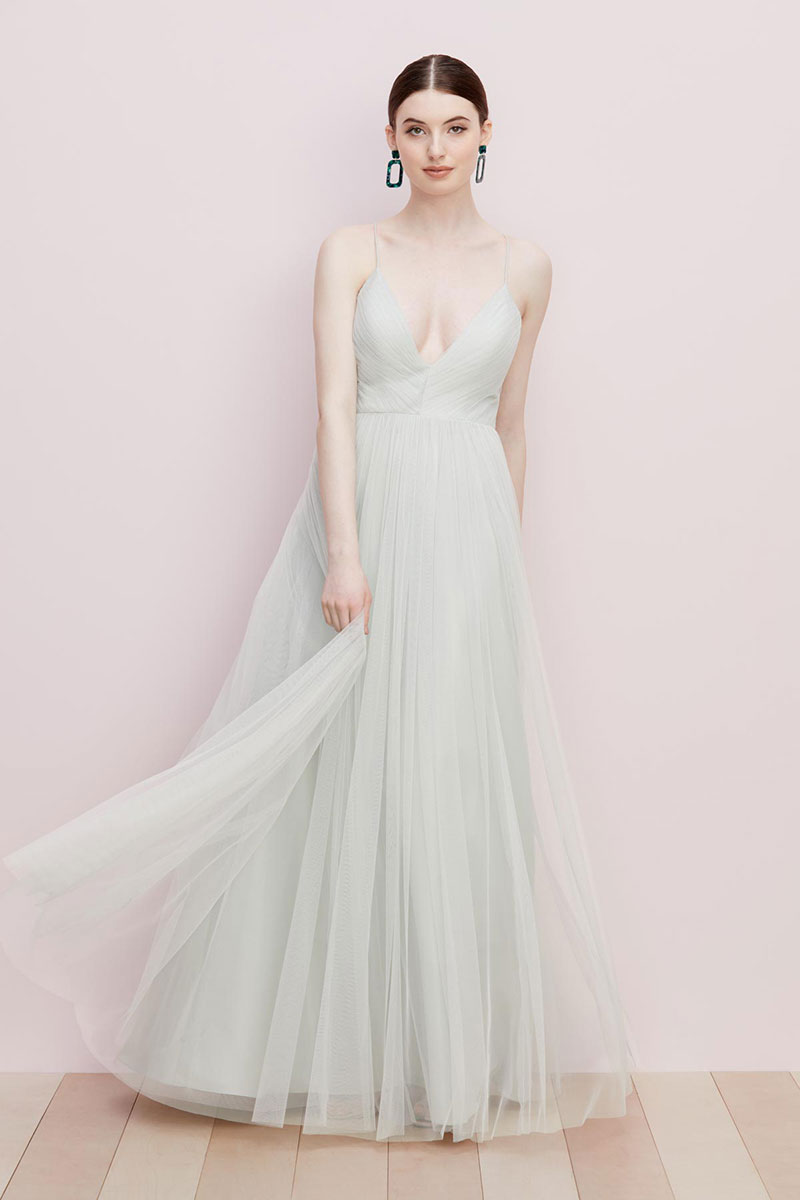 Lexi Solid - Wtoo Bridesmaid Dress