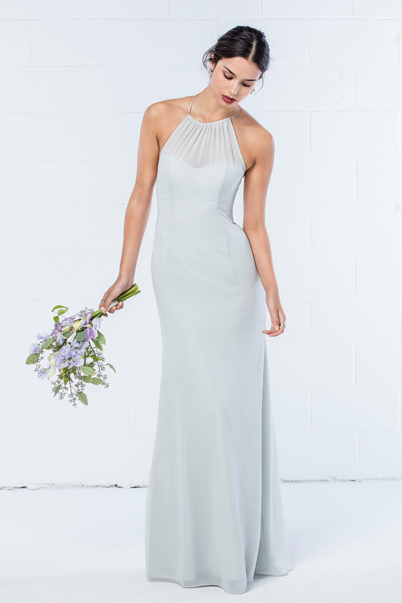 303 - Wtoo Bridesmaid Dress