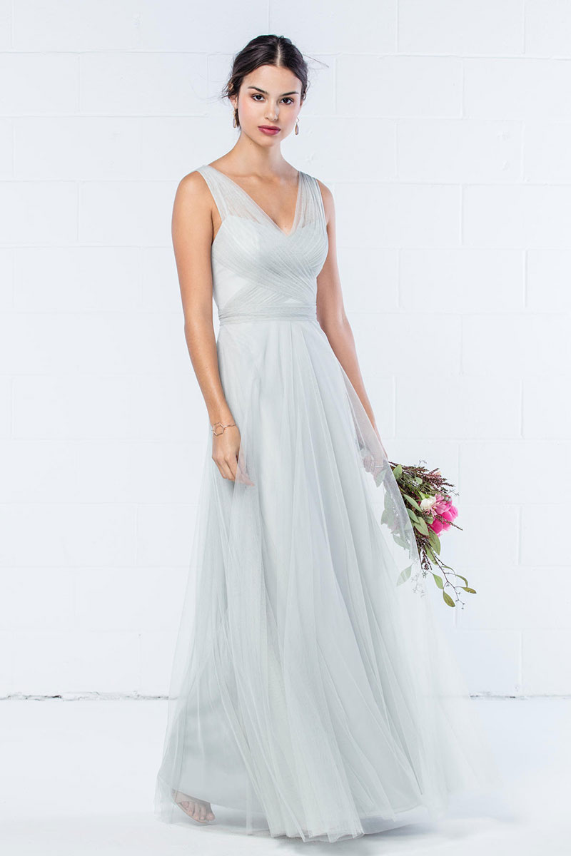 343 - Wtoo Bridesmaid Dress