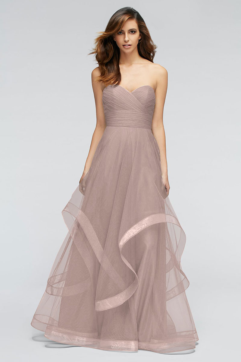 Florian - Watters Bridesmaid Dress